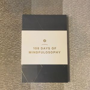 Lululemon 108 days of Mindfulosophy NWT!!